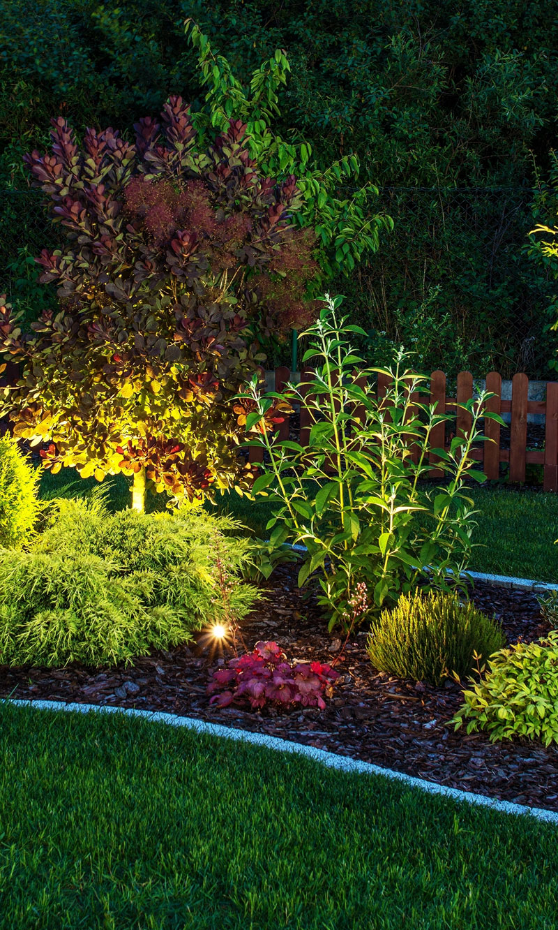 Landscape Lighting – Waterscapes of New England